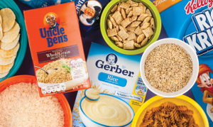 Consumer Reports Finds Arsenic in Rice Cereal