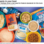 Is There Arsenic in That Rice Cereal You're Feeding Your Baby?