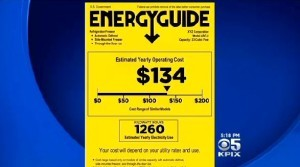 Deceptive Energy Guide Labels
