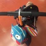 Toddler Travel Must-Haves - Mommy Hook On Stroller