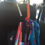 Toddler Travel Must-Haves - Mommy Hook In Car