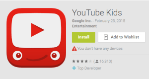Is the YouTube Kids App guilty of 'Excessive & Deceptive' Marketing to Kids?