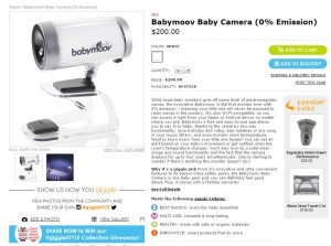 Baby Monitor 0 EMF - Newsmom.com News Mom Parenting News