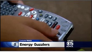 CBS-SF ConsumerWatch Reporter Julie Watts shows you how to stop the energy sucking vampires.