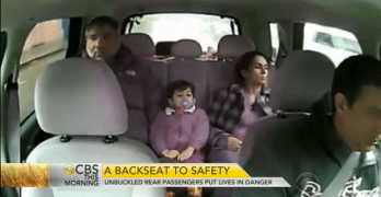 Do I Always Need a Seatbelt in the Backseat?