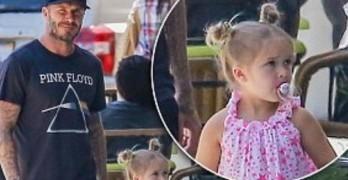 David Beckham's #DummyGate Sheds Light on Mommy Shaming