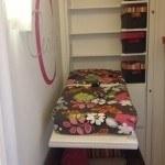 Apartment Life Small-Space Hallway Nursery - NewsMom VineDeas NewsMom.Com