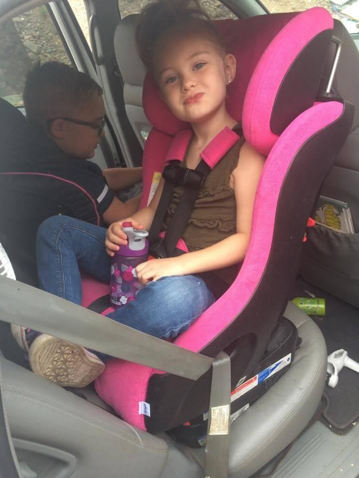 Rear Facing Car Seats Is 2 Too Big, Too Big For Car Seat