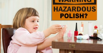 Toxic Chemicals In Nail Polish Found In Women's Bodies