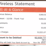 """WiFi Assist"" Blamed for $2,000 Phone Bill"