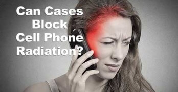 Radiation-Blocking Cell Phone Cases