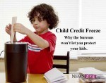 Child Credit Freeze – Why Wont The Bureaus Protect Kids?