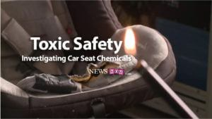 Investigating Car Seat Chemicals