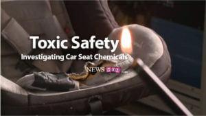 Investigating Car Seat Chemicals