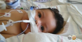 Child organ donation is a tough decision for parents. KCBS' Kristine Lazar reflects after reporting on the search for a heart for 8-month-old Elie Lim.