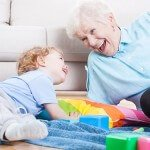 Grandma's Brain Benefits From Time With the Little Ones – CBS News
