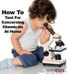 A #NewsMom resource to help parents test for various chemicals at home.