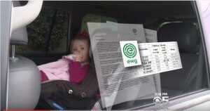 "How I Discovered A Cancer-Causing Car Seat Flame Retardant ""In"" My Child"