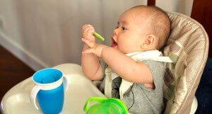Baby Gear Space Saver Highchair