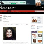 """Ironic Orbit Baby Ad on Editorial """"Orbit Baby Ad Appears On Editorial """"Tackling Toxins"""""""