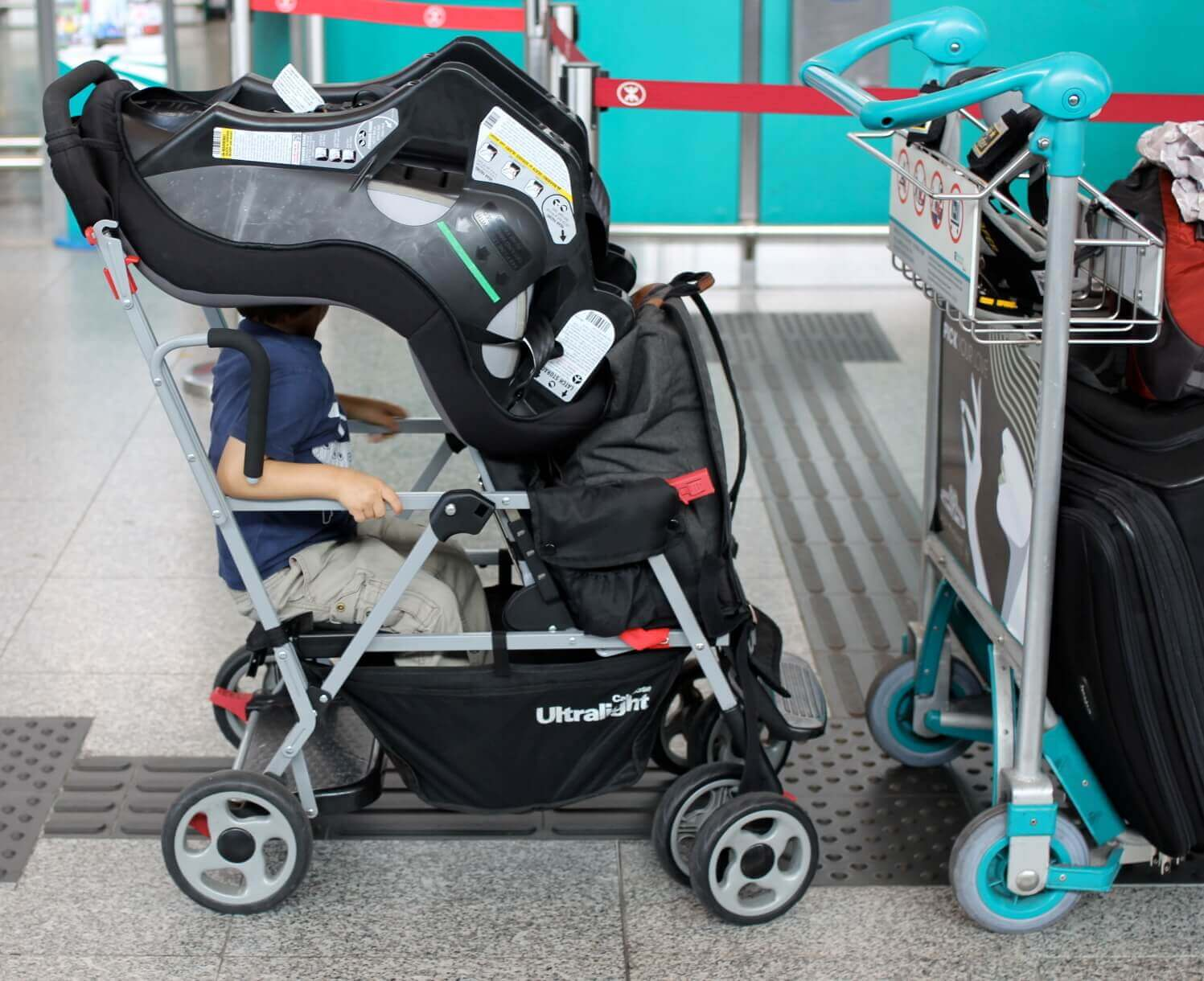 A Car Seat Conversion: Changing My Taxi-With-Kids Habits