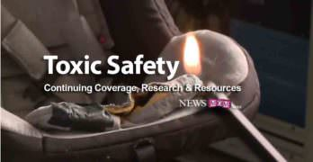 #Toxic Safety: Car Seat Chemicals Continuing Coverage