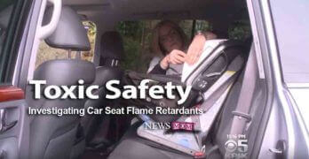 #Toxic Safety: Investigating Car Seat Chemicals