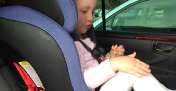 Now Our Clek Car Seat Tested Positive for TDCPP