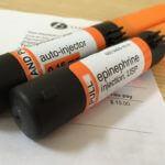 epinephrine auto-injector