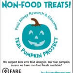 We DON'T Have Food Allergies, We DO Have A Teal Pumpkin