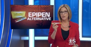 NewsMom Julie Watts Investigates EpiPen Generic