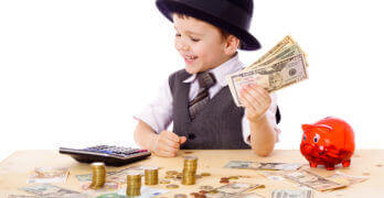 Ditch the Piggy Bank – Kids & Money